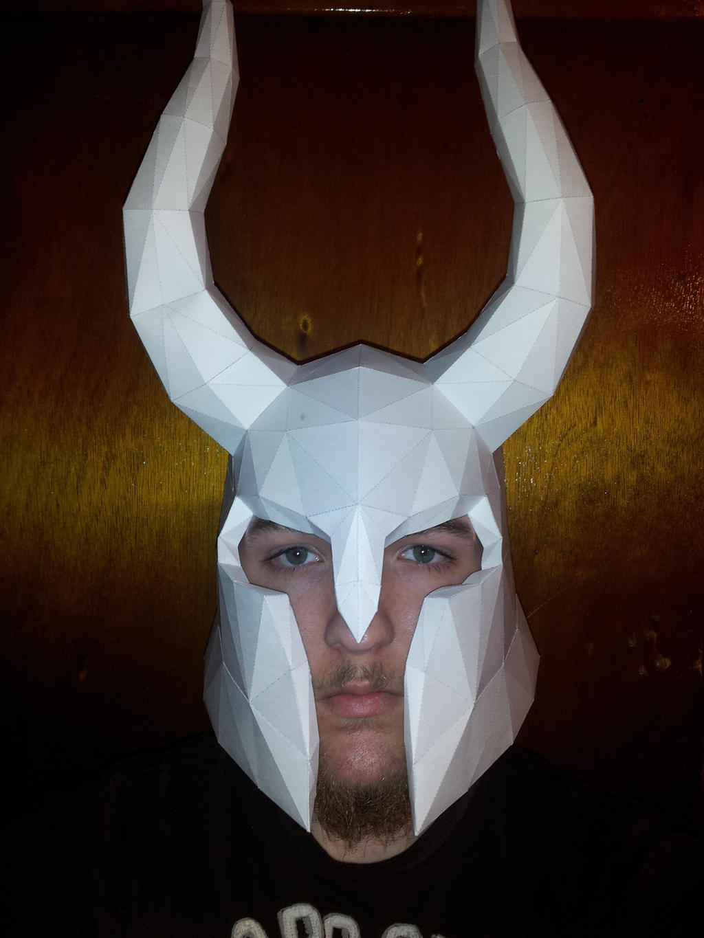 Skyrim Helm of Yngol Pepakura by Tim--the-Enchanter