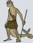 Kai the Finfolk