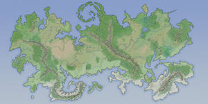 Thaumia, the Lost Continent