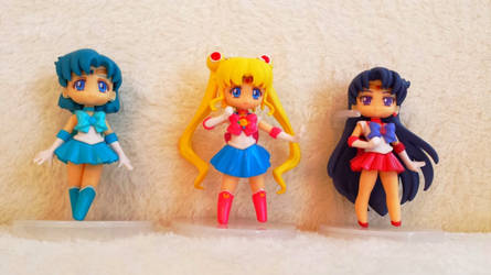 My Collection - Crystal Atsumete Girls