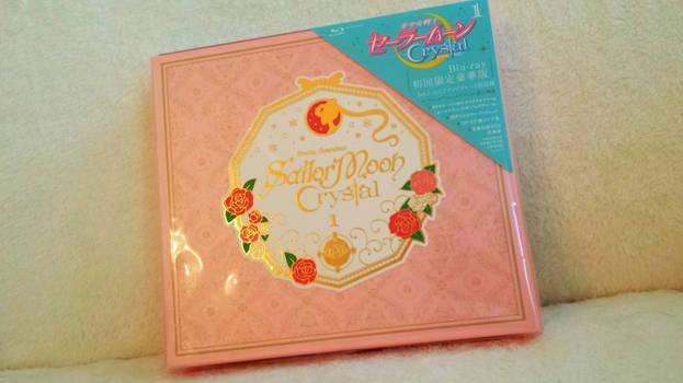 My Collection - Sailormoon Crystal Bluray
