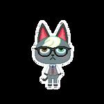 Raymond / Gunnar from Animal Crossing by Rey-Rey
