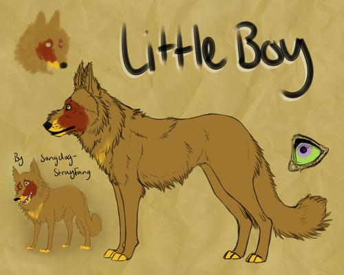 Lost-Athens Ref: Little Boy
