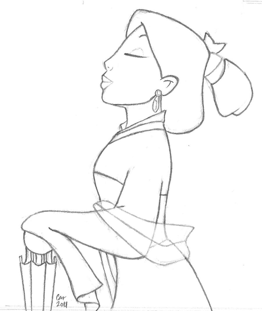 Coloring Pages The Matchmaker Characters