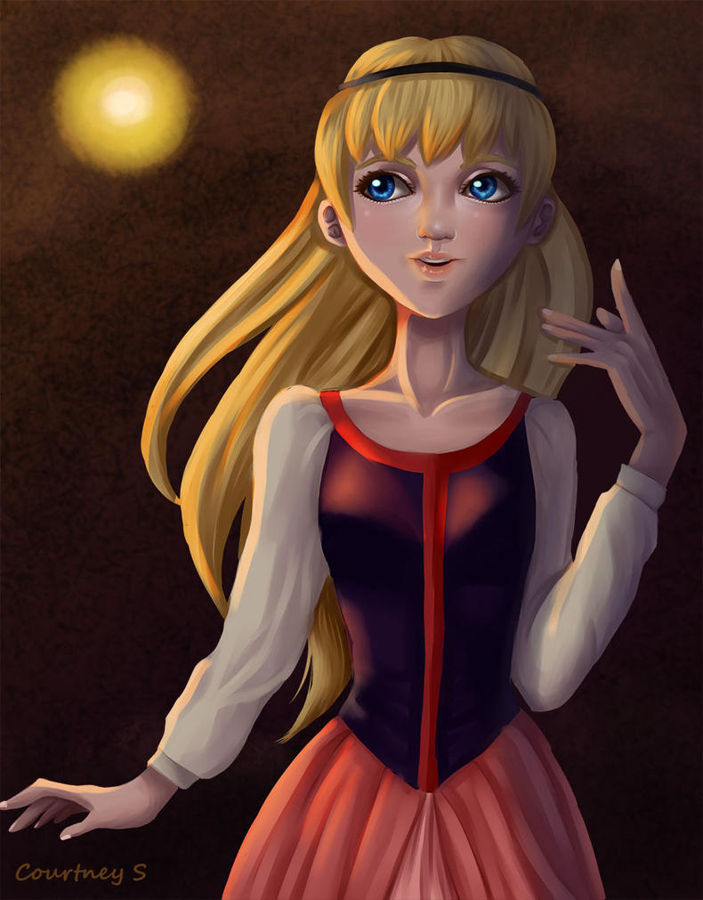 Princess eilonwy by courtney s art on deviantart princess eilonwy by courtney s art altavistaventures Images