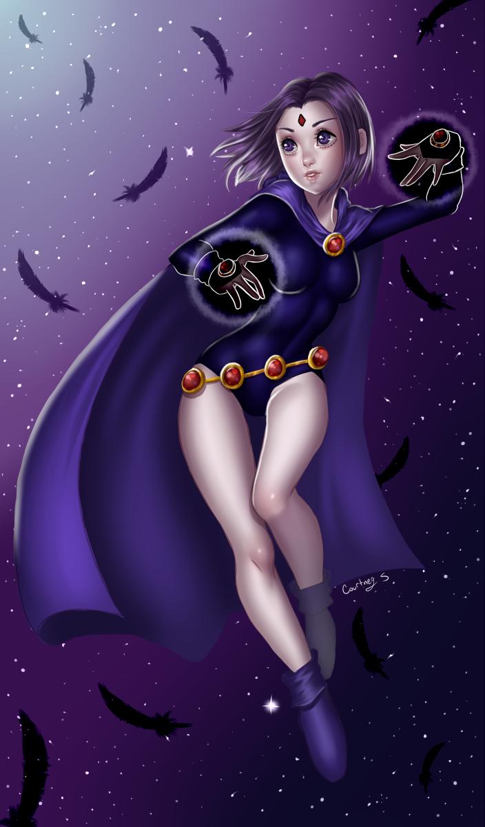 Teen Titans Deviant Art 27