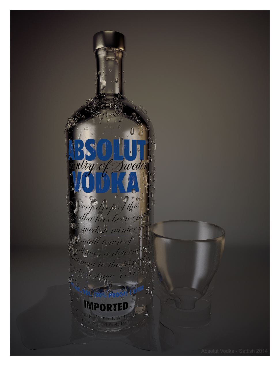 Absolut by SATTISH