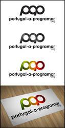 Portugal-a-Programar logo by sergiomota