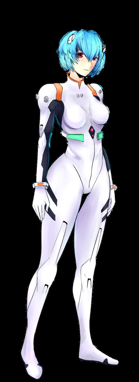 Ayanami by kerorider