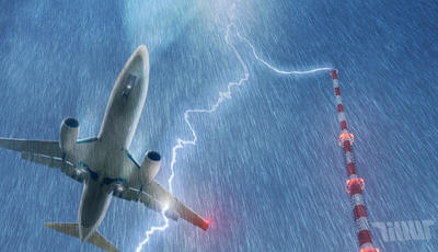 Flight in the storm by TilluT