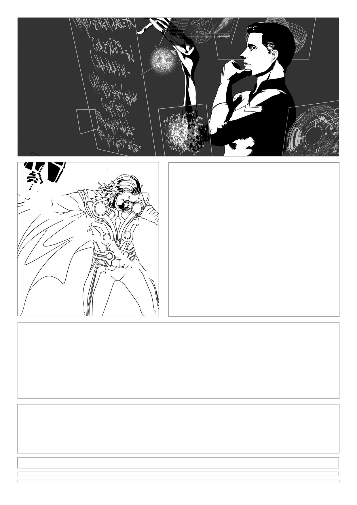 avengers3 by heahyon