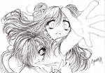 To The Light -lineart-