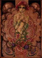 La Vie en Rose by Subba-kun