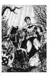 Dark Knight Inked