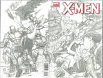 The League of Extraordinary X-men Commission