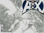 Avengers vs X-men Sketch Variant