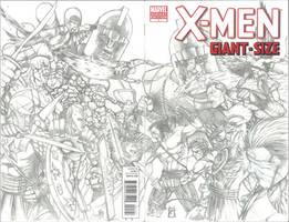 X-men: Gods Of The Arena by Ace-Continuado