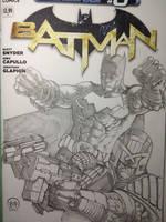 Dark Knight Dredd by Ace-Continuado