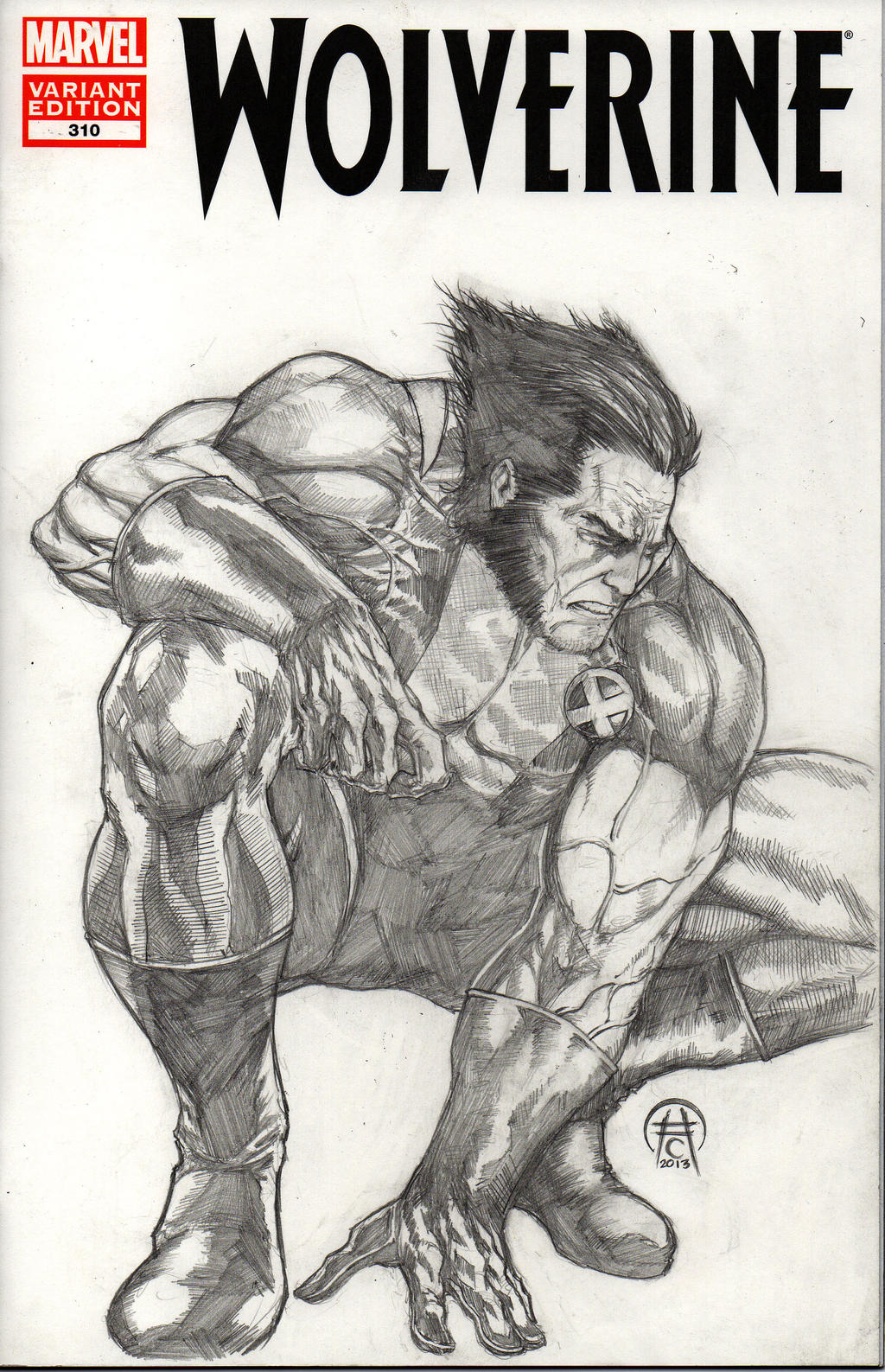 The Wolverine by Ace-Continuado