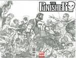 Deadpool Punisher Commission