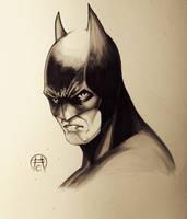 The Batman Experiment by Ace-Continuado
