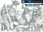 Justice League: DOOM Commission
