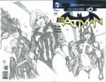 Girls of Gotham Commission
