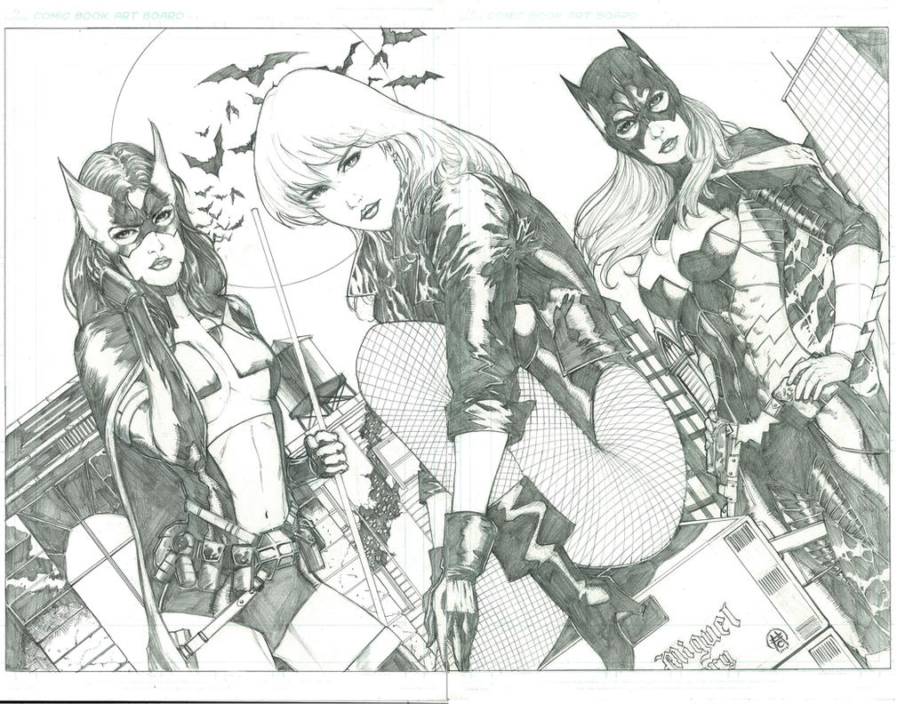The Birds of Prey by Ace-Continuado
