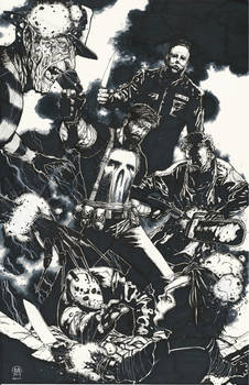 The Punisher - Descent into Darkness