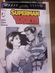 Superman Wonder Woman convention commission