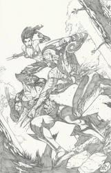 SMASHCON exclusive: Wolverine