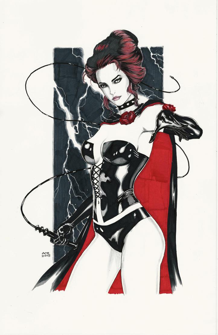 The Black Queen by Ace-Continuado