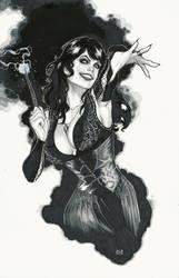 Bellatrix Lastrange by Ace-Continuado