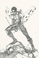 Nightwing by Ace-Continuado
