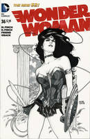 Wonder Woman 2016 by Ace-Continuado