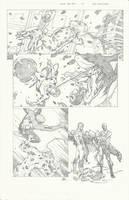 Spider-man sample page 3 by Ace-Continuado