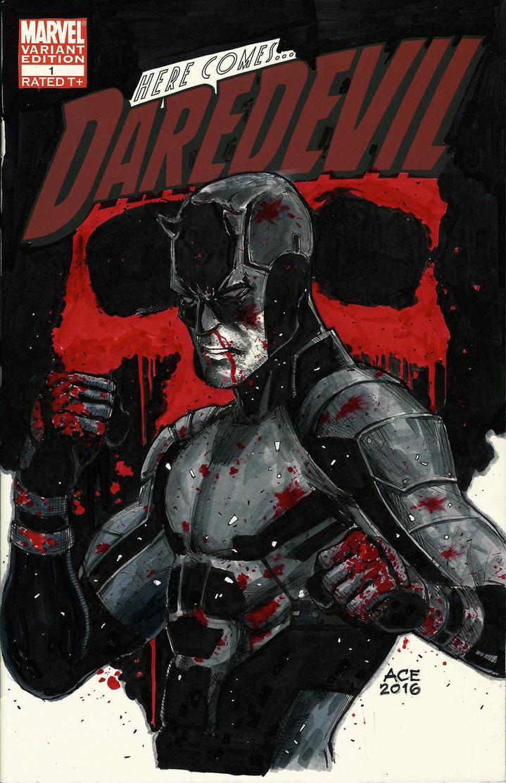 Daredevil by Ace-Continuado