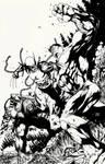 Hulk 181 inked