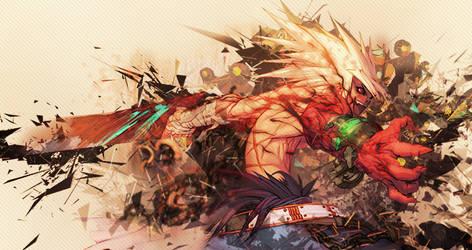 Rage Quit by FleurDeVille