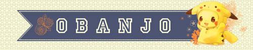 Obanjo YouTube Banner by FleurDeVille