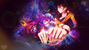 No Game No Life Background by FleurDeVille