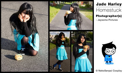 Me as Jade Harley - Homestuck