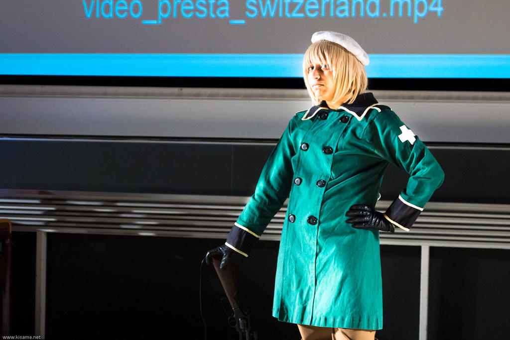 Japan Impact 2013 Cosplay Solo - Switzerland APH