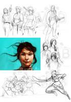 sketch 17 by DanHowardArt