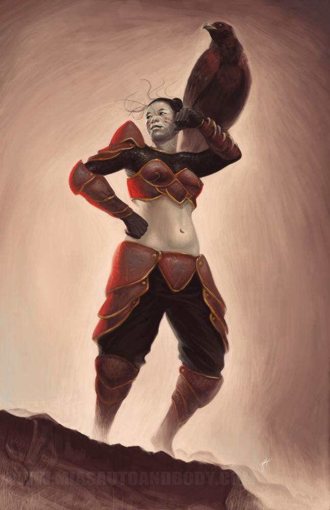 Conquerer by *kuroitora