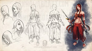 Character Sheet: Bianca
