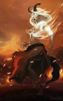 Kalinga Demon by DanHowardArt