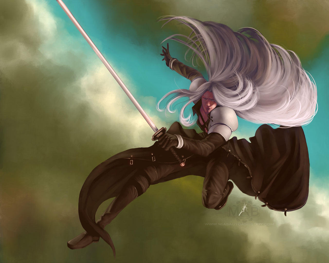 50 Awesome Anime Characters Wallpapers