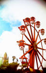 Crimson Carousel by ahbu