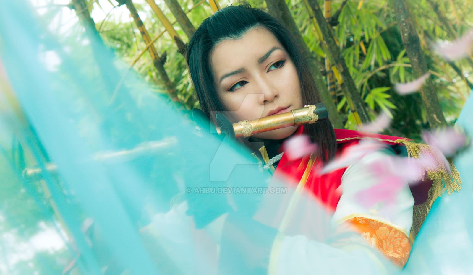 Zhou Yu of Wu by ahbu